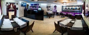 Второй зал - Итальянское кафе интерьерная съёмка, панорама, фото,Итальянское кафе