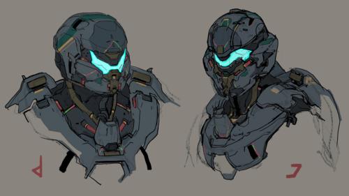 Halo 5 Могильщик [Gravedigger]