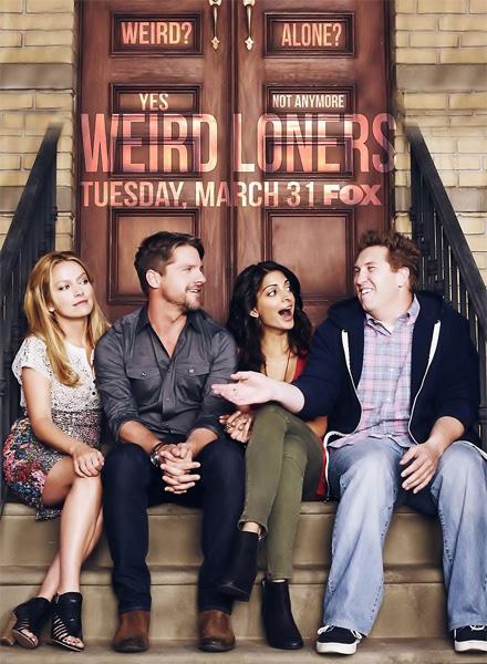 �������� � ��������� / Weird Loners (1 ����� 2015) HDTVRip