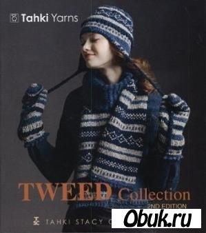 Книга Tahki Yarns. Tweed collektion 2nd Edition