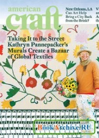 Журнал American Craft - April/May 2009