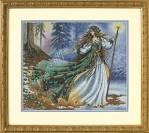 Журнал Набор для вышивки крестом Лесная фея