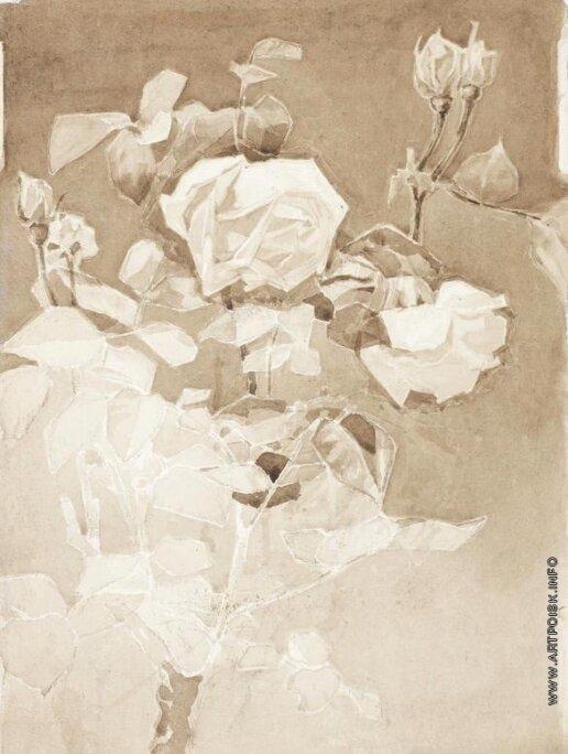 Зарисовка. 1887—1900
