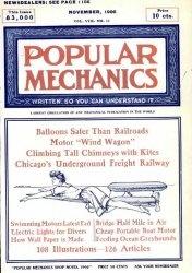 Popular mechanics №11 1906