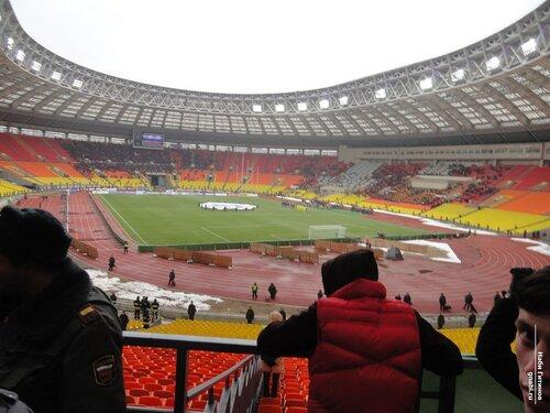 07.04.2012г. Москва. ЦСКА 0-0 Анжи.