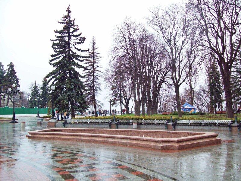 киев Площадь Конституции