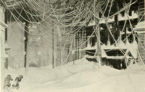 10 удивительных фактов про снег