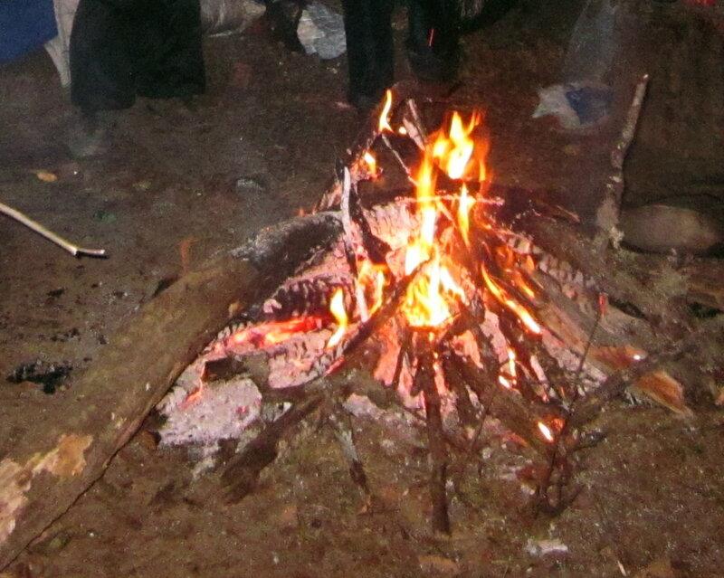 Адыгея, Кавказ, Фотограф Александр Кобезский ... У огня ... IMG_1171.jpg