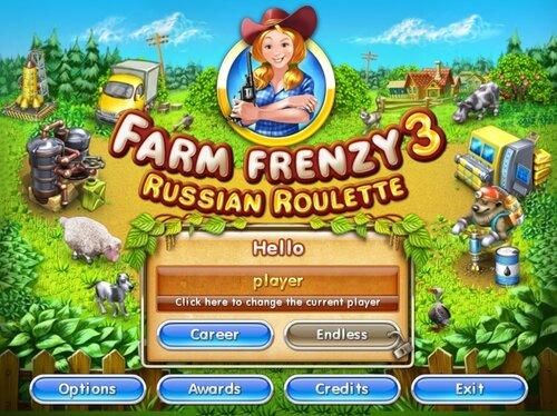 Веселая ферма 3 русская рулетка лекарство жертва казино сканворд