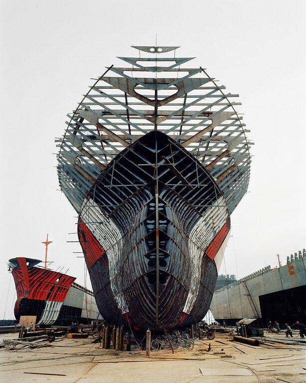 Qili Port, Zhejiang Province, 2005