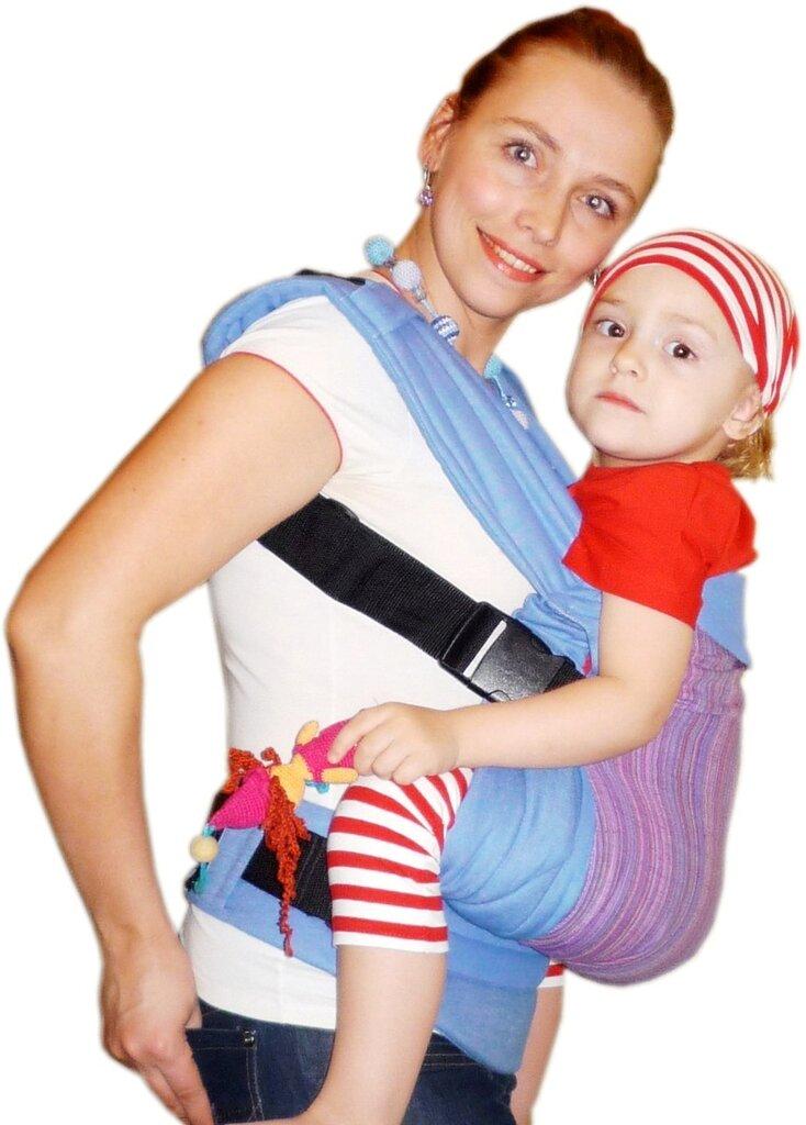Эргономичный рюкзак к регулируемой шириной спинки