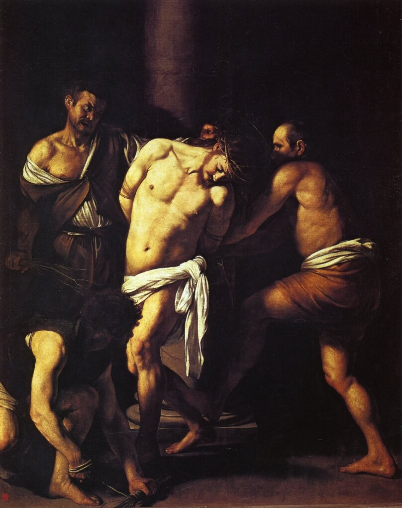 «Бичевание Христа» (Музей Каподимонте, Неаполь);