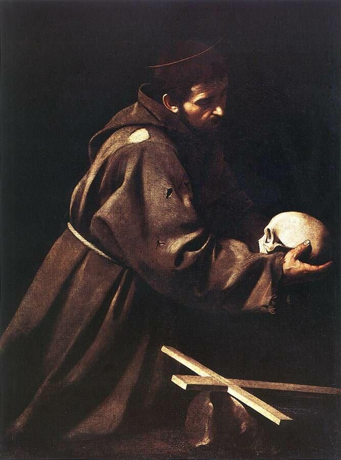 «Св. Франциск» (Национальная Галерея в Палаццо Барберини, Рим);