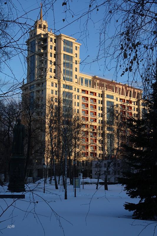 Жилой комплекс «Имперский дом»