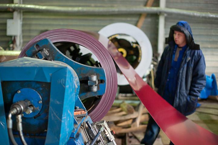 фотосъемка репортажей о производстве в России
