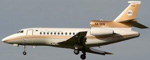 Dassault Falcon 900EX 5A-DCN