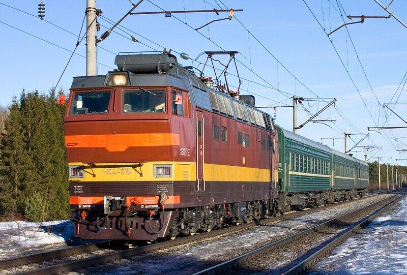 ЧС4Т-315