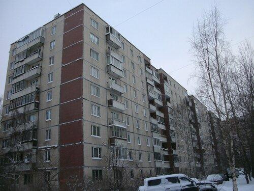 ул. Маршала Захарова 37к2