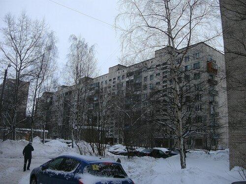ул. Евдокима Огнева 14