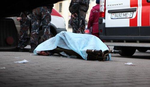 Страшный теракт в минском метро. Фото onliner.by