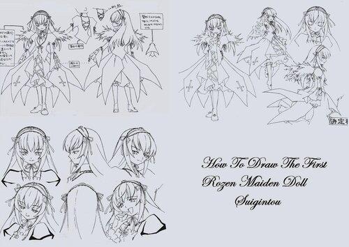 Как рисовать персонажей из