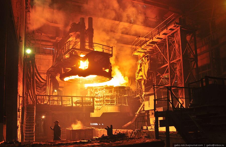 Казахстан Павлодарский трубопрокатный и сталелитейный