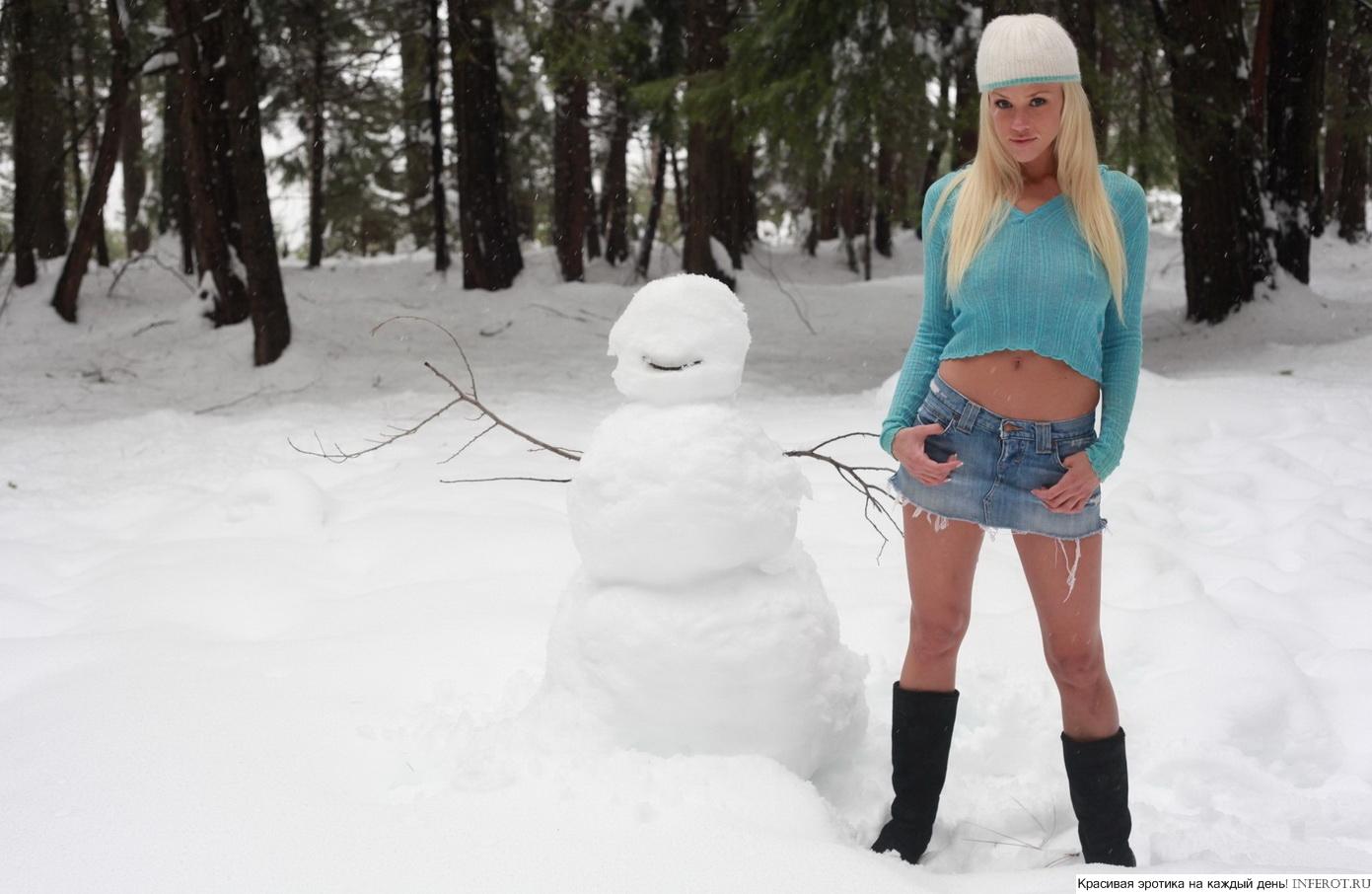 Секс зимой рассказ 1 фотография
