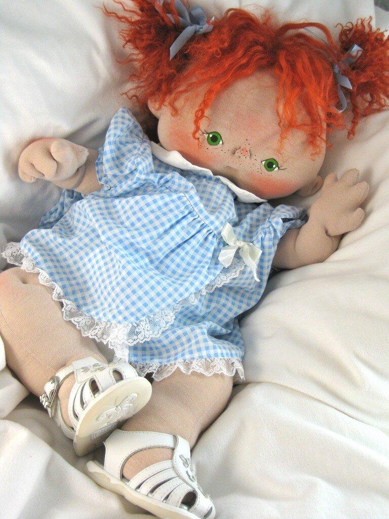 Шьем большую куклу своими руками 90