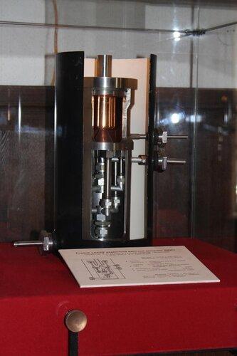 Первый в СССР жидкостный ракетный двигатель ОРМ-1