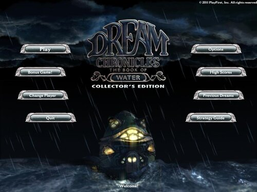 Dream Chronicles: The Book of Water CE