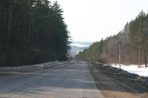 Заокская лесостепь, 8-10 км до Поленова