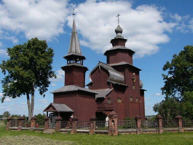 Церковь Иоанна Богослова. Ростов Великий