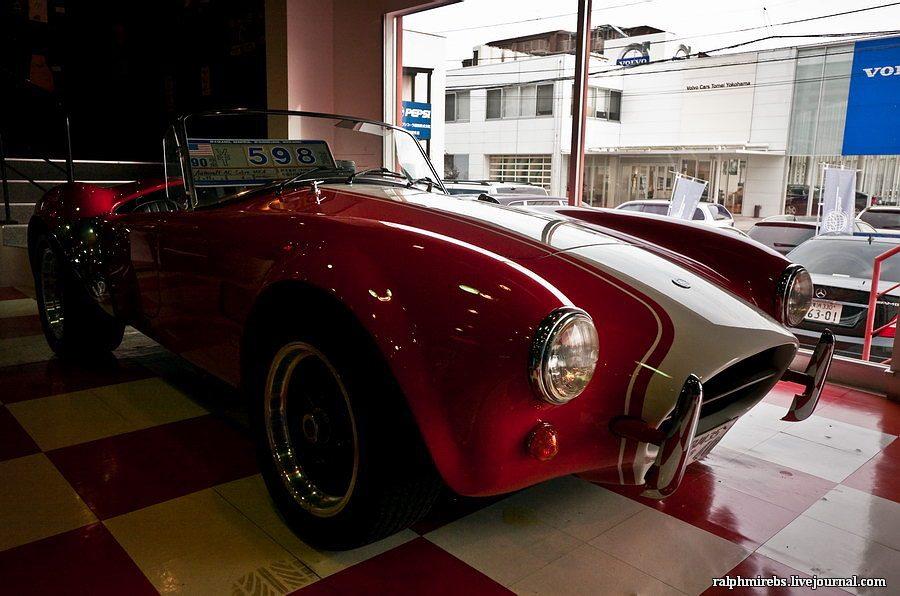 Япония: Автомобили со всего света