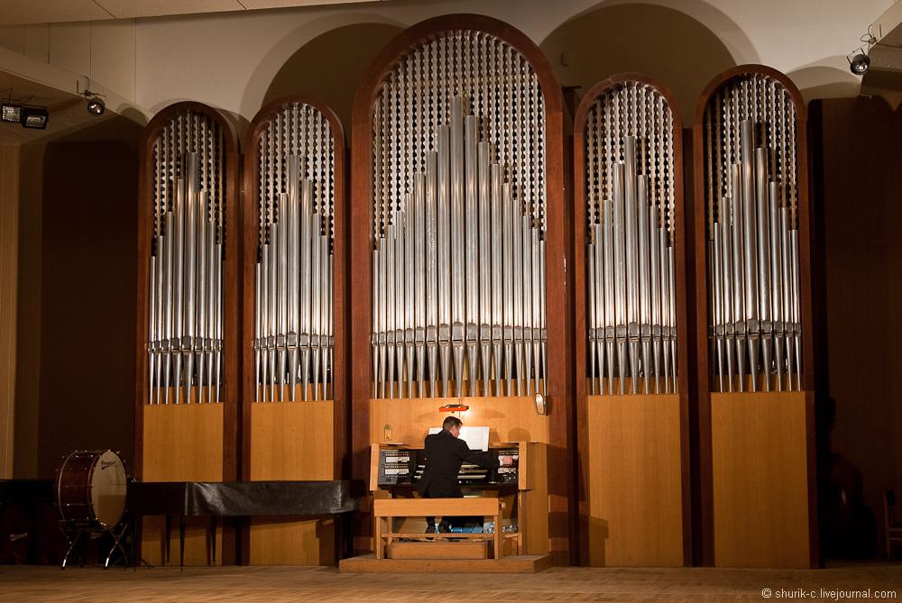 Концерт органной музыки в Сочи