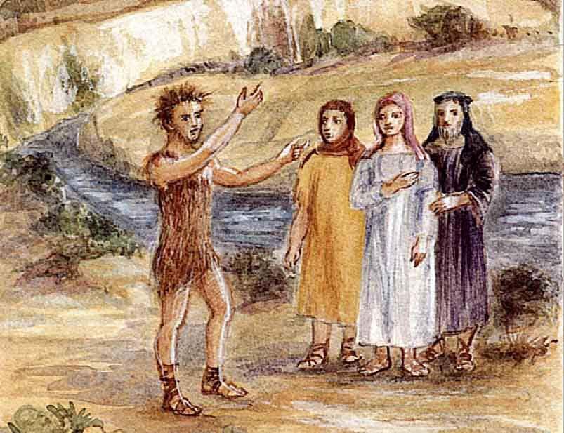 20 AURORE JEAN BAPTISTE DANS LE DESERT