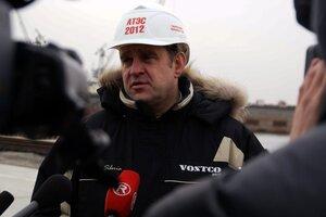 Сергей Дарькин осмотрел территорию под строительство музея ВМФ