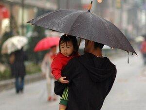 """К югу Японии приблизился тайфун """"Ма-он"""": власти начали эвакуацию населения"""