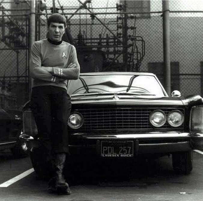 Riviera Spock