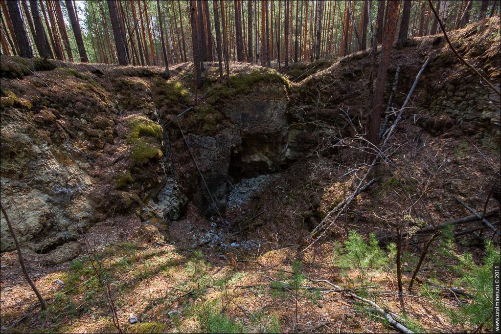 Чуровский I-й хромитовый рудник