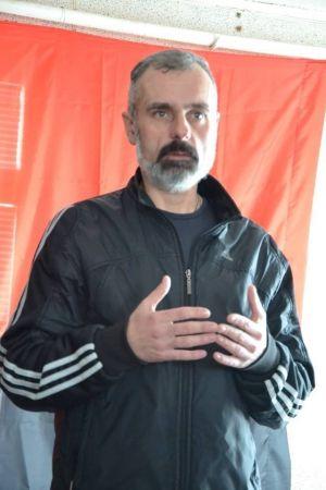 Идеологическое обучение Черкасского ячейки