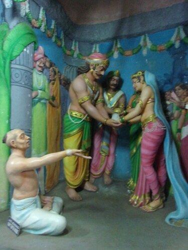 Куклы в Костюмах Народов Мира №1 - Индия