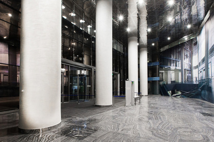 В «Москва-Сити» начал работу самый высокий лифт