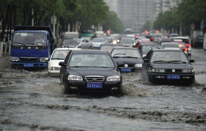 Наводнение в Китае унесло более 4 тысяч жизней
