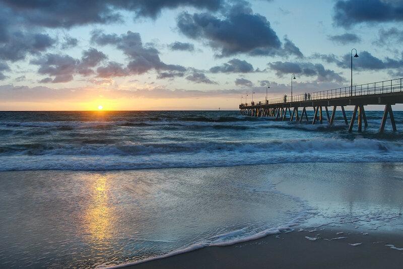 Картинки по запросу фото пляжи Аделаиды