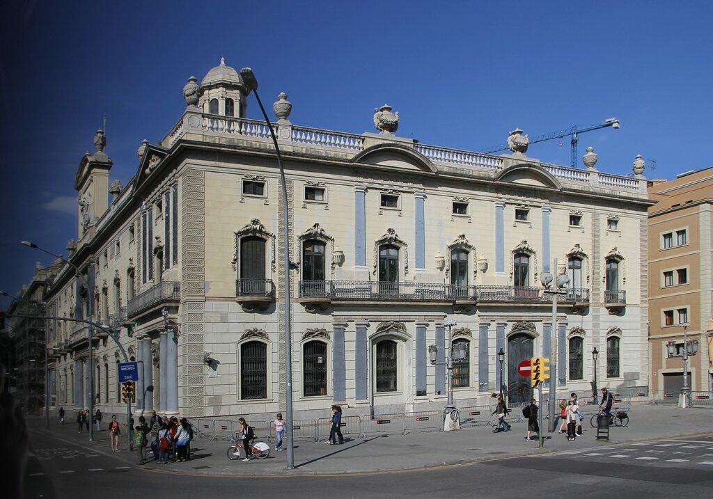 Представительство правительства (Delegación del Gobierno). Барселона