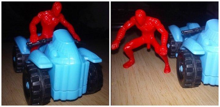 Вот что бывает, когда производитель игрушек для взрослых внезапно решает сменить деятельность.