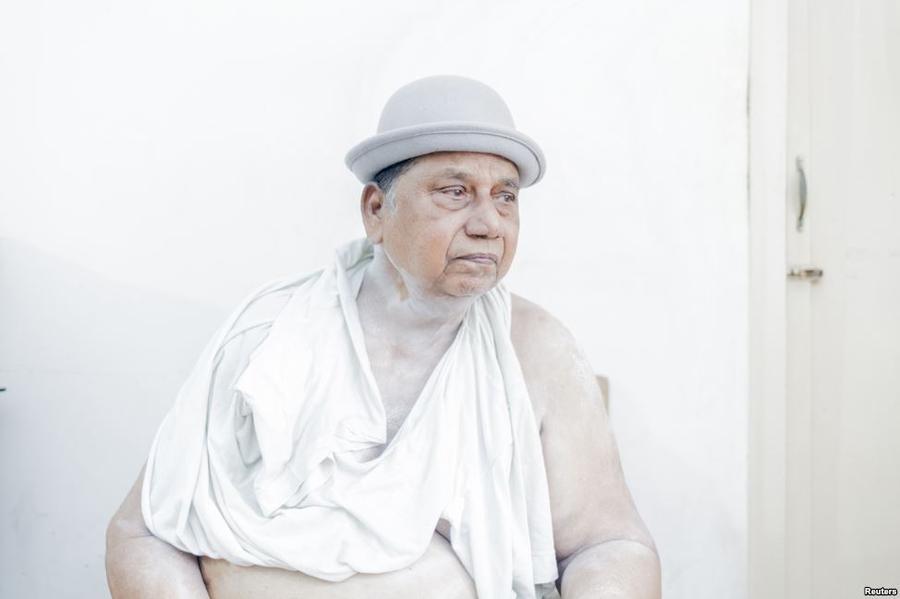 11. Саркер Протик (Бангнладеш), второй приз в категории «Повседневная жизнь. Истории». Муж