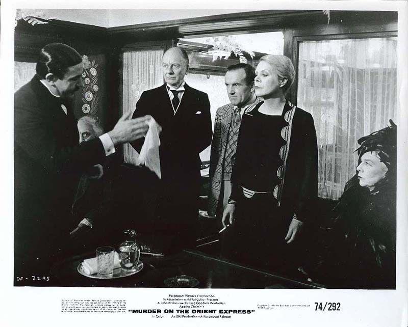 7. Фильм «Убийство в Восточном экспрессе» был единственной экранизацией произведений писательницы, к