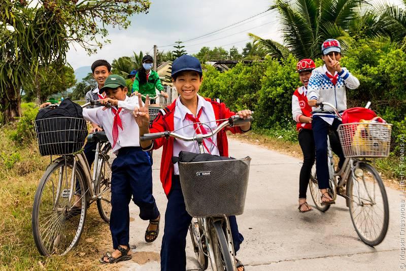 78. Вьетнамцы, по-старинке, очень хорошо относятся к русским – отчасти из-за общего соци