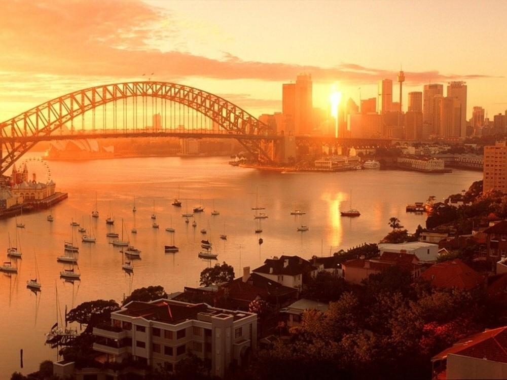 12. Роскошные пляжи, удивительный климат и веселая ночная жизнь делают Сидней незабываемым пунктом н